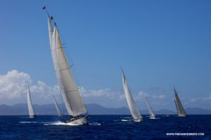 St. Barts Bucket Regatta - Photo Courtesy of Pim van Hemmen